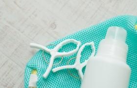 洗濯ばさみと洗濯ネット